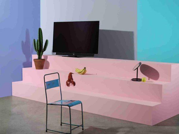 Loewe TV Bild 4 oled
